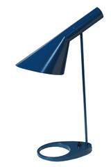 лампа AJ  by Arne Jacobsen ( blue )