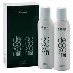 KAPOUS decoxon 2faze (200+200 ) 400мл.