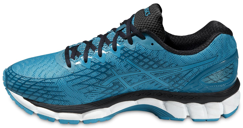Мужская спортивная обувь Asics Gel-Nimbus  17 Lite-Show (T51NQ 3939) синие фото