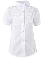 0276 блузка детская, белая