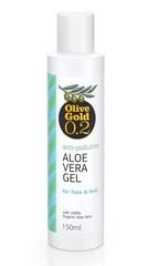 Органический гель алоэ для лица и тела Olive Gold 50 мл