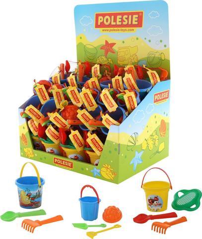 Набор песочный (дисплей №63) Polesie/50724