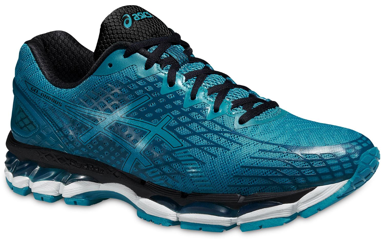 Мужские кроссовки для бега Asics Gel-Nimbus  17 Lite-Show (T51NQ 3939) фото
