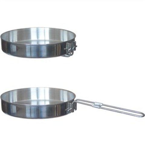 Сковорода стальная S164 d 19.7см