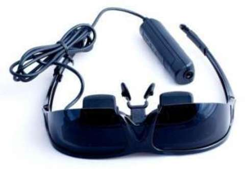 Vuzix Wrap 280XL – видеоочки для iPhone/iPod/iPad