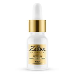 Противовоспалительный эликсир для точечного нанесения NIQA с маслом черного тмина, Zeitun