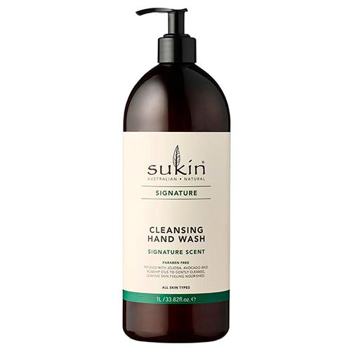 Очищающее мыло для рук с экстрактами трав, Sukin