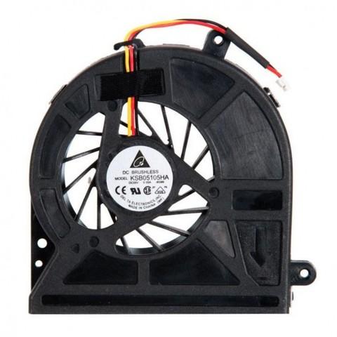 Вентилятор Кулер для ноутбука Toshiba C650 3pin pn KSB06105HA 9L2K, KSB06105HA AH22, UDQFLZP03C1N