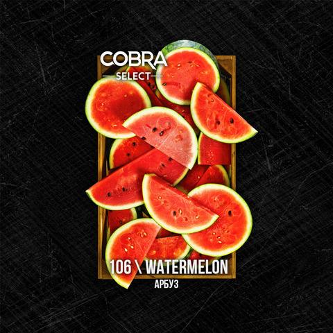 Табак Cobra SELECT Арбуз (Watermelon) 40 г