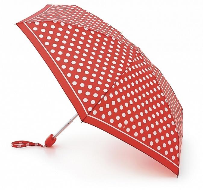Fulton RedSpot женский зонт механический