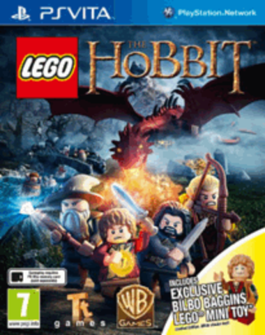 Sony PS Vita LEGO The Hobbit (английская версия)
