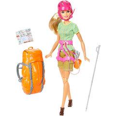 Кукла Барби Альпинистка - Безграничные Движения, Mattel