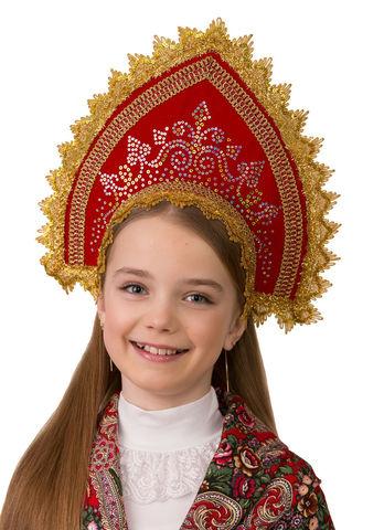 Кокошник Забавушка