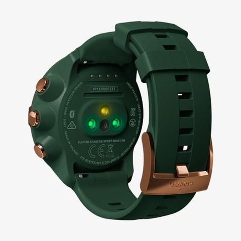 SUUNTO Spartan Sport Wrist HR - Forest Special Edition