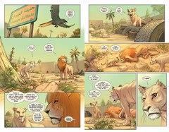 Львы Багдада