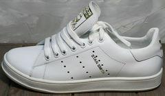 Спортивные туфли женские Adidas Stan Smith White-R A14w15wg