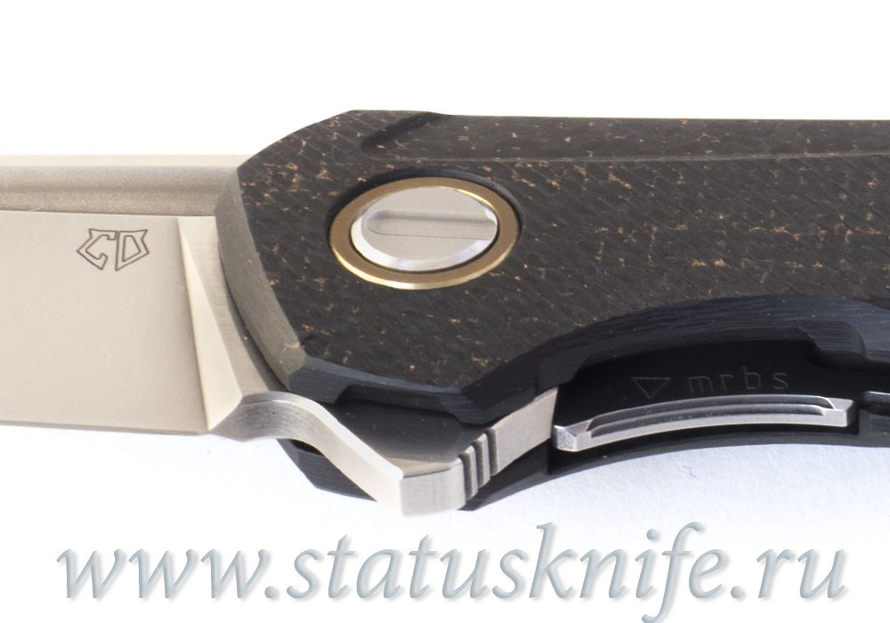 Нож Широгоров 111 Bronze Vanadis10 Custom Division
