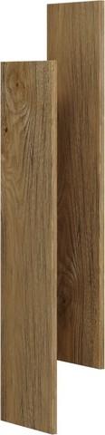 Mobi комплект боковин зеркального шкафа, цвет дуб балтийский, 17 см