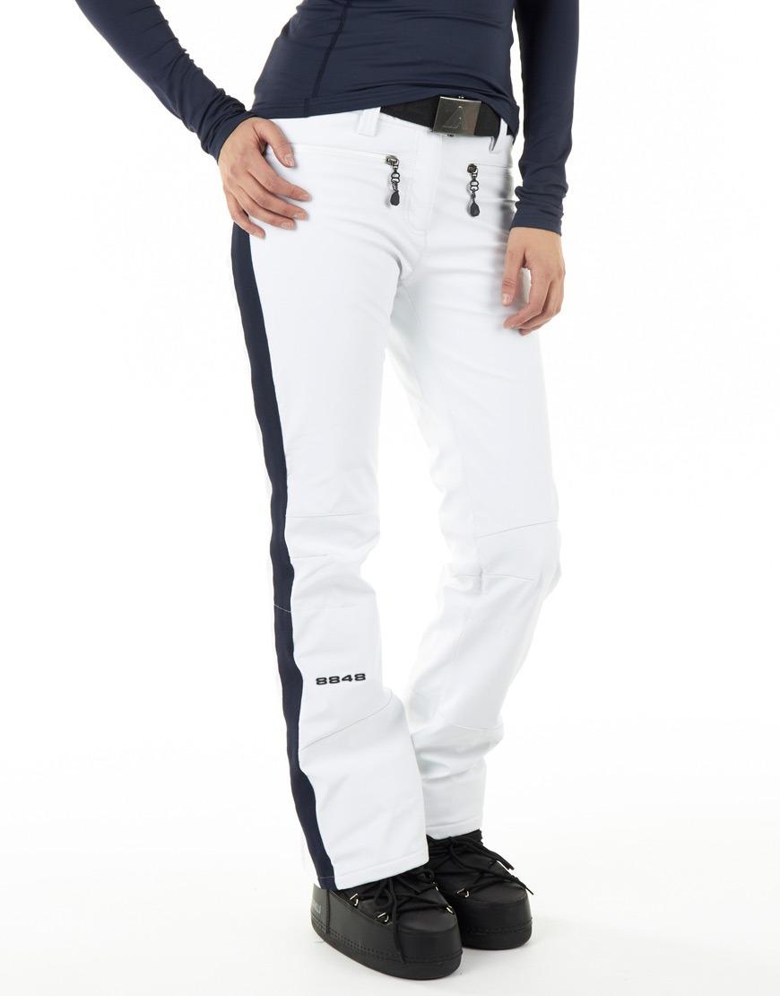 Женские брюки 8848 Altitude ESTELLE white (679052)