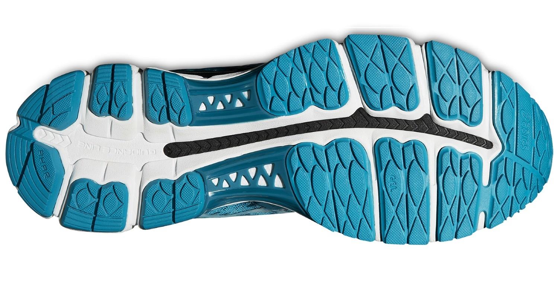 Мужские кроссовки для бега Asics Gel-Nimbus  17 Lite-Show (T51NQ 3939) синие фото