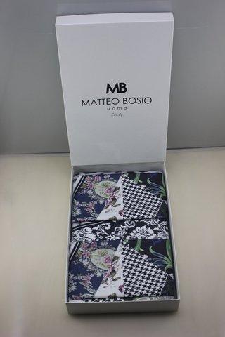 Постельное белье 2 спальное евро Matteo Bosio 02-МВ
