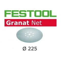 Шлифовальный материал на сетчатой основе Granat Net STF D225 P80 GR NET/25