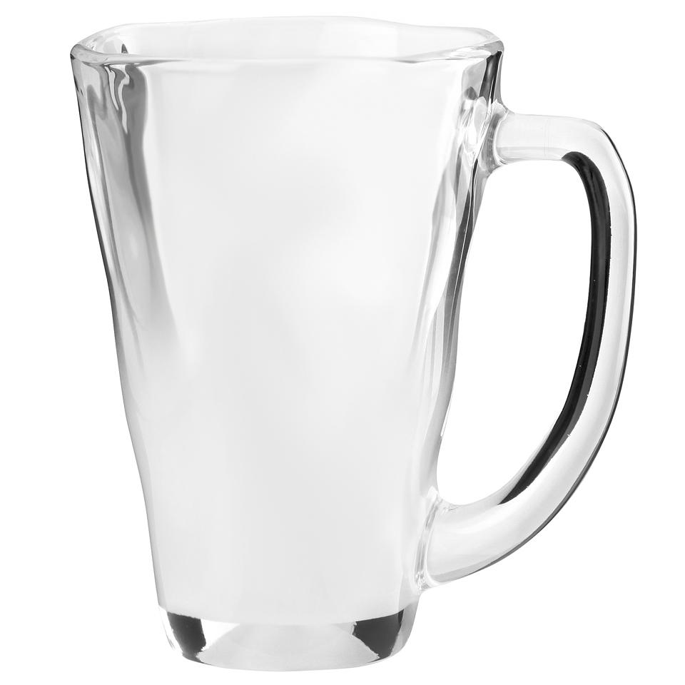 Кружки Кружка 390 мл Toyo Sasaki Glass Machine прозрачная kruzhka-390-ml-toyo-sasaki-glass-machine-prozrachnaya-yaponiya.JPG