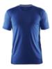Мужская футболка для бега Craft Mind Run 1903949-2381 синяя