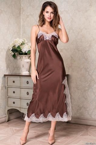 Сорочка женская шелковая MIA-Amore  MARILIN  Мэрилин  3108