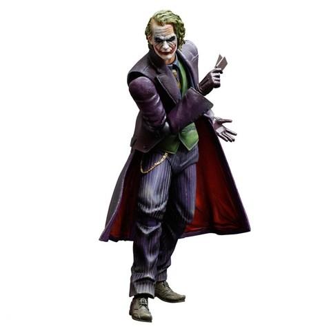 Бэтмен Темный рыцарь Трилогия фигурка Джокер (копия) — The Dark Knight Joker Play Arts Kai (copy)