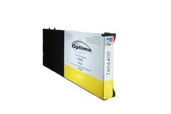 Картридж Optima для Epson 4800/4880 C13T606400 Yellow 220 мл