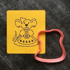 Мышка №51