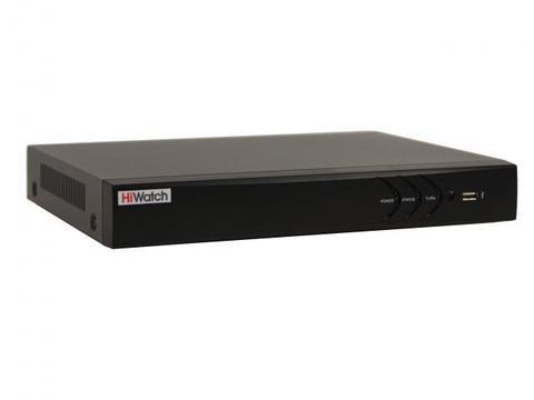 Видеорегистратор HiWatch DS-H324/2Q