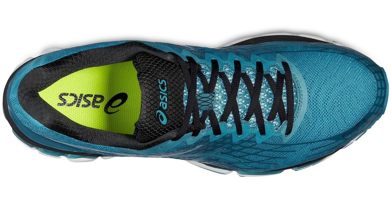 Мужские беговые кроссовки Asics Gel-Nimbus  17 Lite-Show (T51NQ 3939) синие