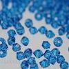 5328 Бусина - биконус Сваровски Capri Blue 3 мм, 10 штук