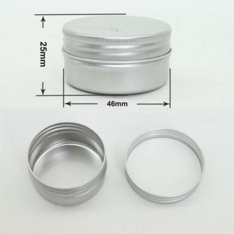 Баночка алюминиевая 30 гр