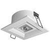 Светодиодные встраиваемые аварийные светильники для открытых зон Lovato P/O Awex – белый корпус