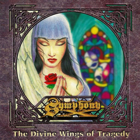 Symphony X / The Divine Wings Of Tragedy (2LP)