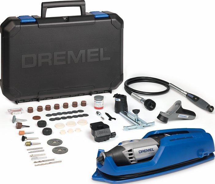 Многофункциональный инструмент 4000- 4/65 Dremel F0134000JT
