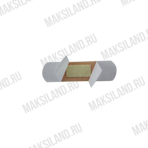 Лейкопластырь 2,5*7,2см LEIKO на полимерной основе телесного цвета бактерицидный уп.1000шт