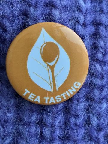 Значок Tea Tasting