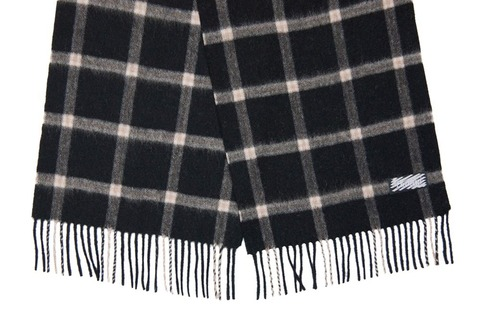 Шерстяной шарф, мужской 30301 SH1