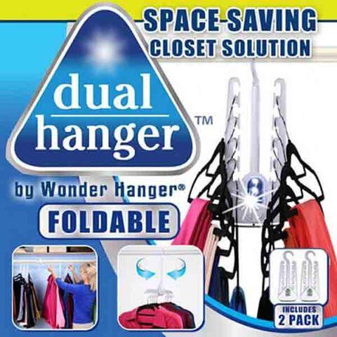 Умная вешалка Dual hanger (Дуал хэнгер)