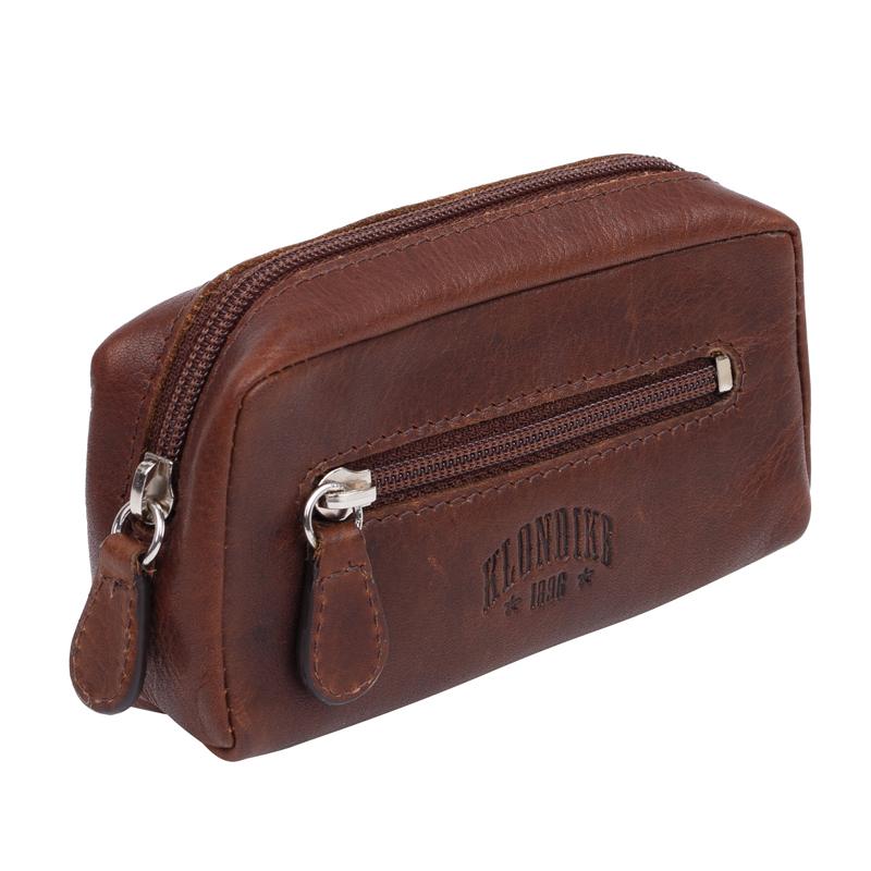 Ключница коричневая KLONDIKE Dawson KD1122-03
