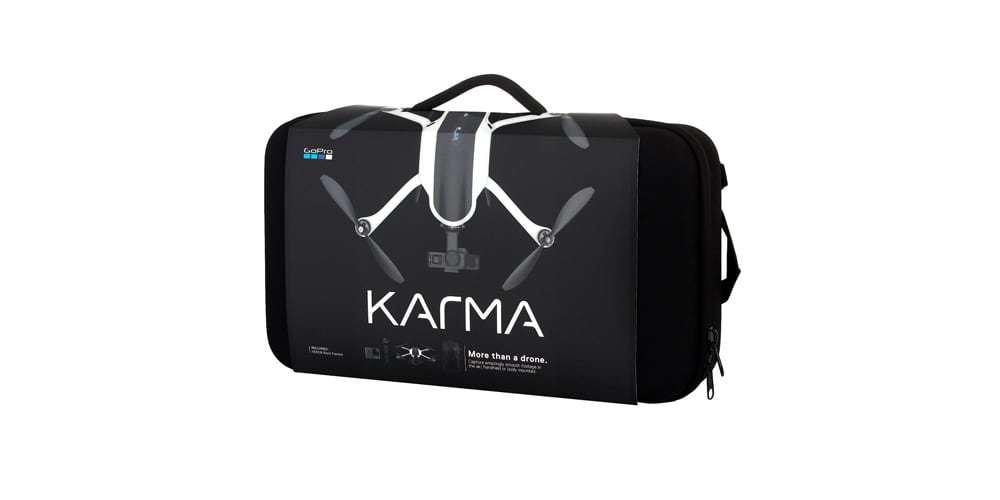 Квадрокоптер GoPro Karma кейс