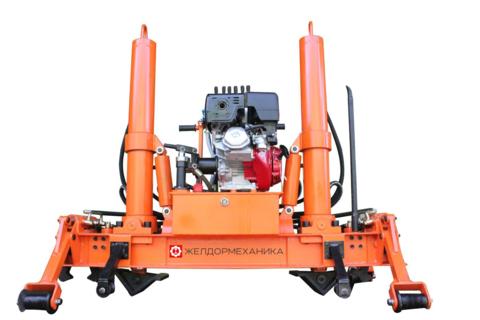 Блок подъемно-рихтовочный БПР (аналог путерихтовочной машины ПРМ)