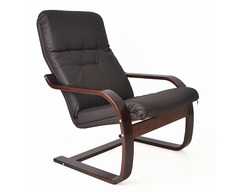 Кресло для отдыха Сайма, экокожа (018.0012)