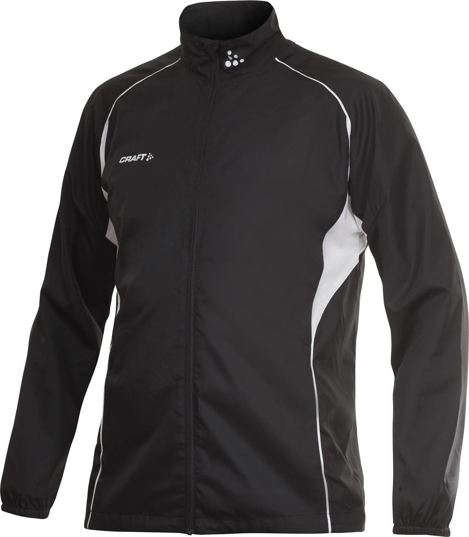 Куртка Craft Track and Field мужская черная  (1901239-2999)