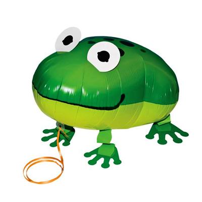 Ходячие фольгированные шарики Ходячий шар Лягушка 24.jpg