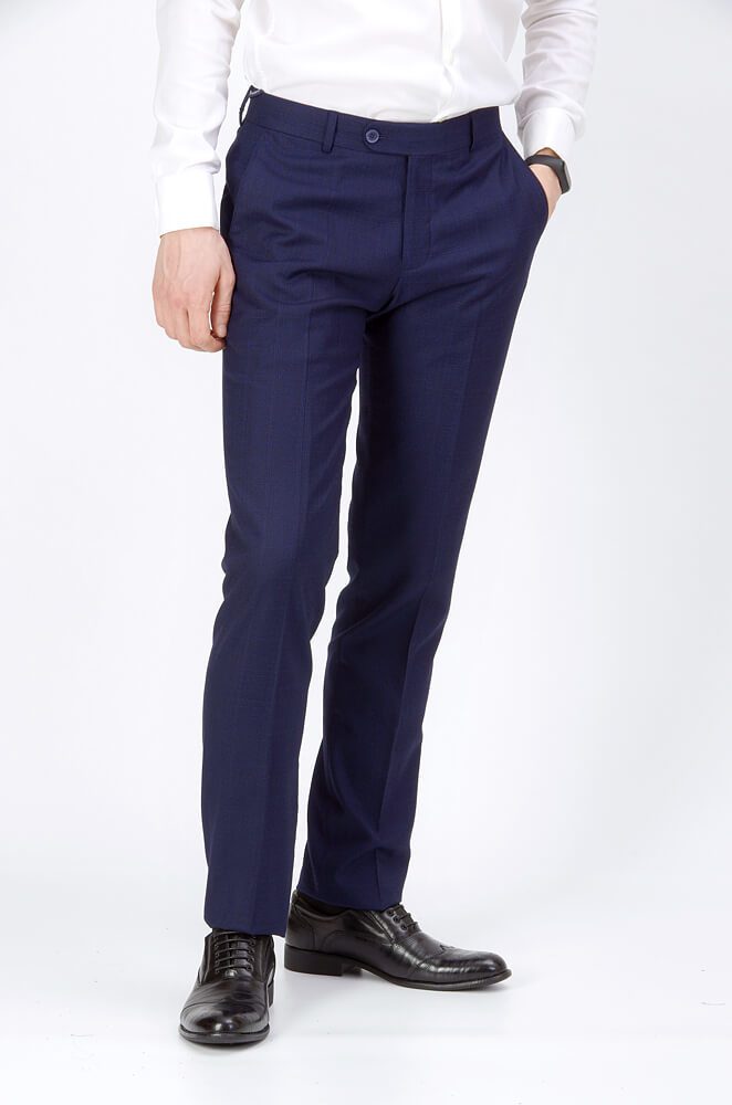 Брюки Slim Fit CESARE MARIANO / Брюки зауженные slim fit IMGP9252.jpg